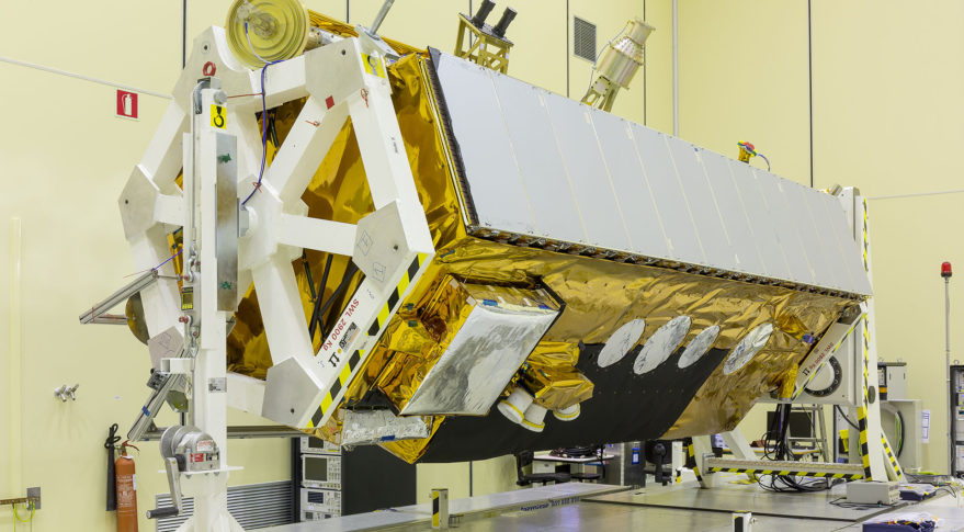 Hisdesat PAZ SAR satellite