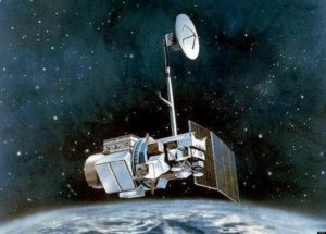 Landsat 5 was a relatively young eight-year-old spacecraft the last time Congress passed major remote-sensing legislation. Credit: NASA