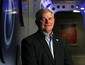 "Retired U.S. Navy Rear Adm. Thomas E. ""Tom"" Zelibor takes over as Space Foundation CEO April 30. Credit: Tom Kimmell"