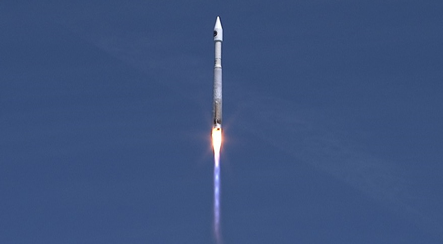 Atlas 5 Cygnus launch
