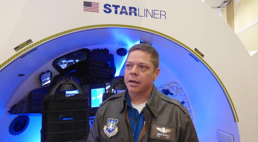 Behnken Starliner