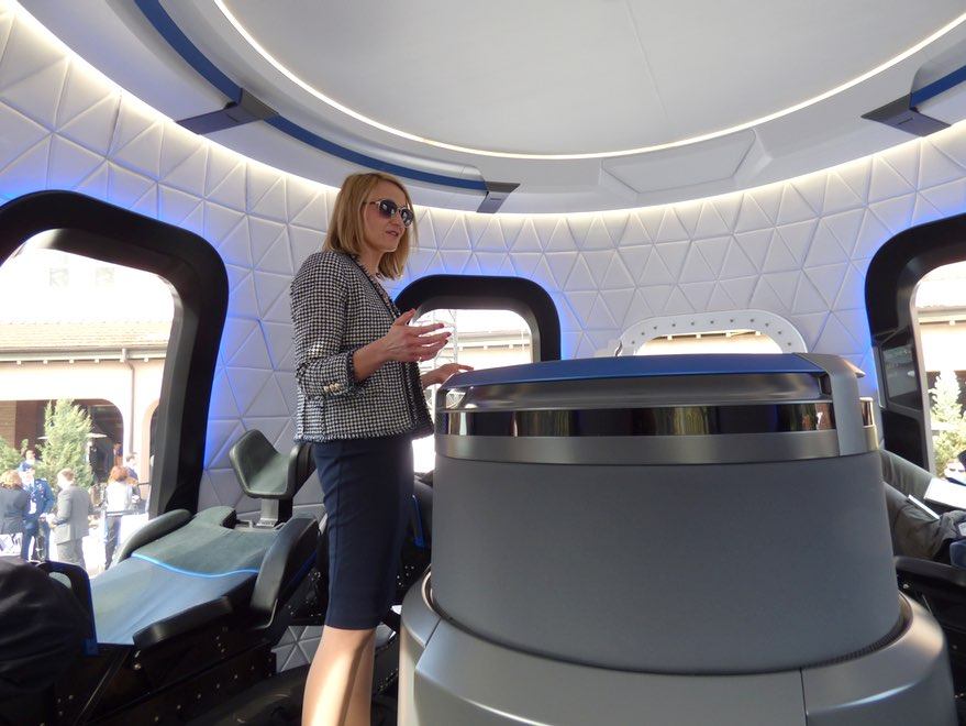Blue Origin Still Planning Commercial Suborbital Flights