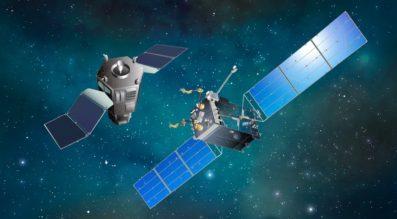 SSL satellite servicing concept