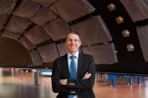 Peter Guggenbach CEO Ruag Space