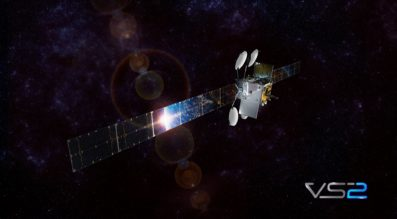 ViaSat intends to build 45 gateways for ViaSat-2, followed by hundreds for the ViaSat-3 series. Credit: ViaSat