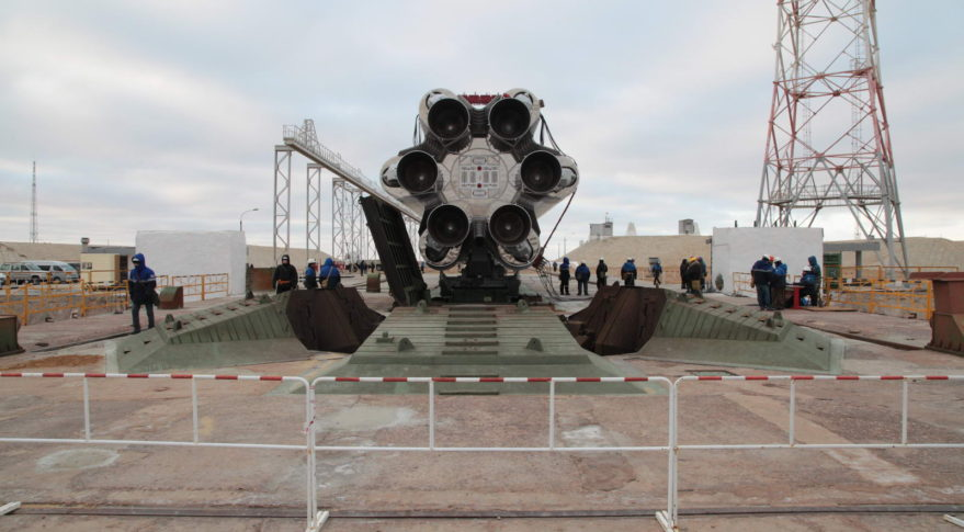 Proton Baikonur Cosmodrome