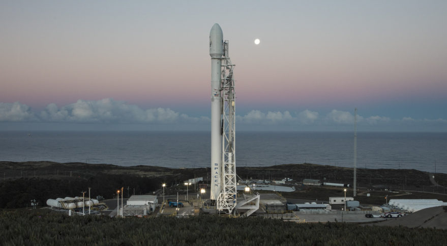 spacex falcon 9 iridium next