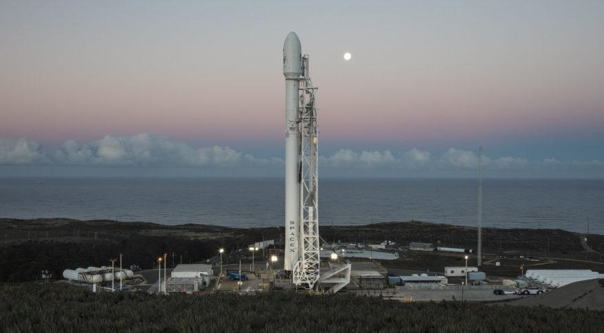 SpaceX Falcon 9 Iridium Next