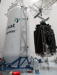 Inmarsat-5 F4 I5-F4 GX Global Xpress