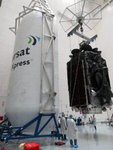 Inmarsat-5 F4 I5-F4 GX Global Xpress