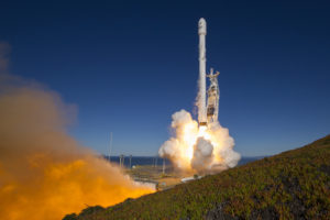 Iridium Next Launch SpaceX