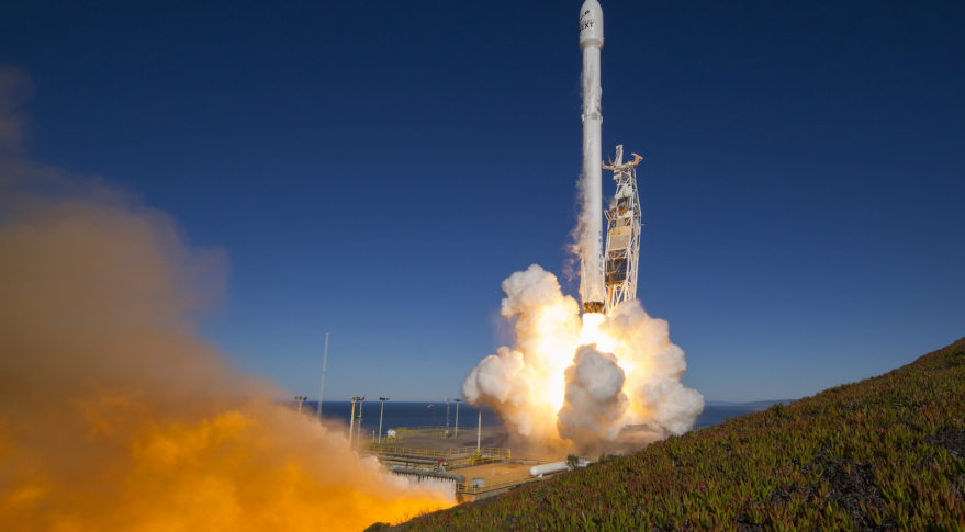 Iridium Next Launch SpaceX