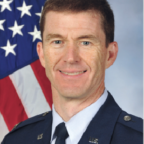 Col. Brian Bracy, Deputy, Space Defense Task Force, U.S. Air Force Space and Missile Systems Center