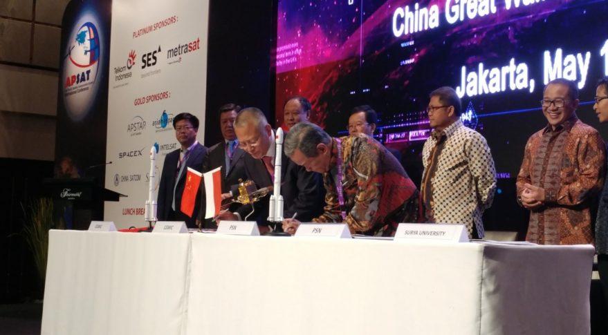 CGWIC Palapa-N1 PSN Indosat