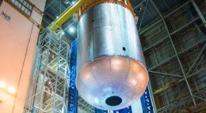 nasa spaceship oxygen tank - photo #16