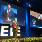DFJ's Steve Jurvetson speaking at the EIE2017 conference in Scotland earlier this month. Credit: Steve Jurvetson/Flickr