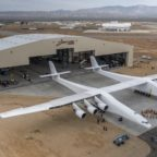 Stratolaunch rollout