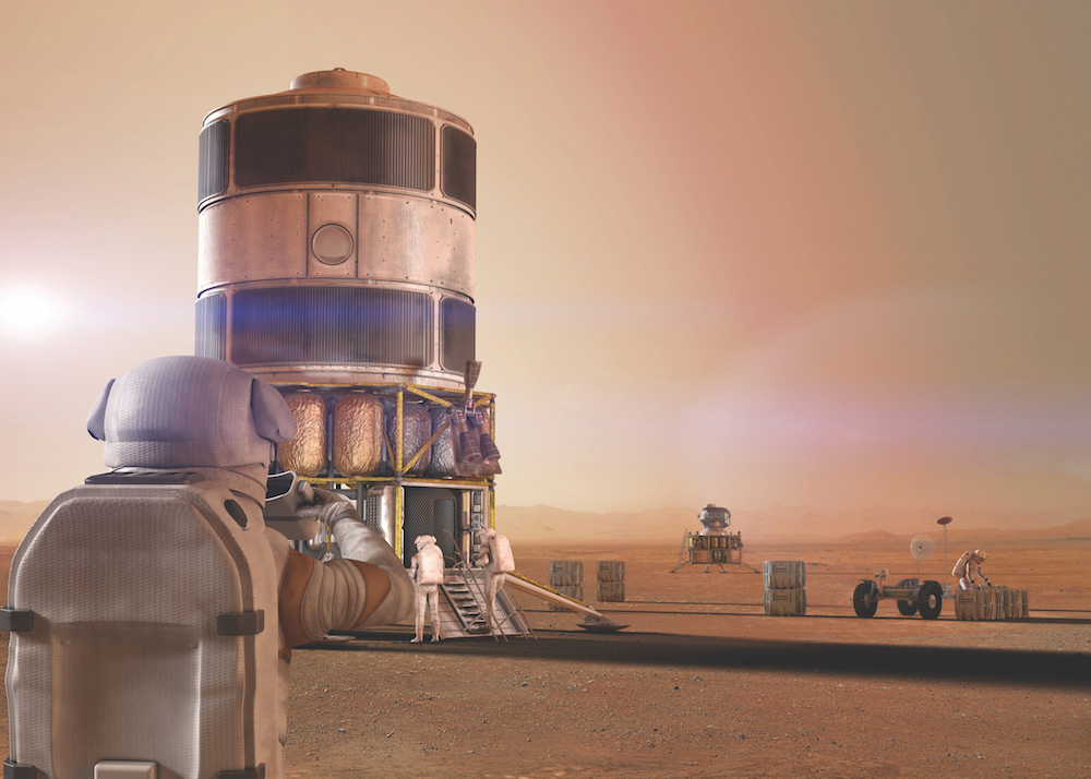 Mars mission advocates see benefits in NASA's lunar exploration plans