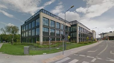 PGZ headquarters in Radom, Poland. Credit: Google