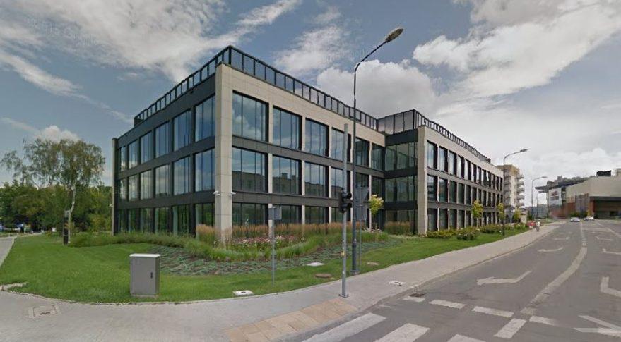 PGZ headquarters in Radom, Poland. Credit: Google