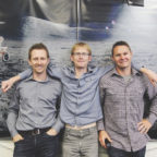 Chris Boshuizen, Will Marshall and Robbie Schingler cofounded Planet in 2010. The firm grew to employ nearly 500 people. Credit: Planet