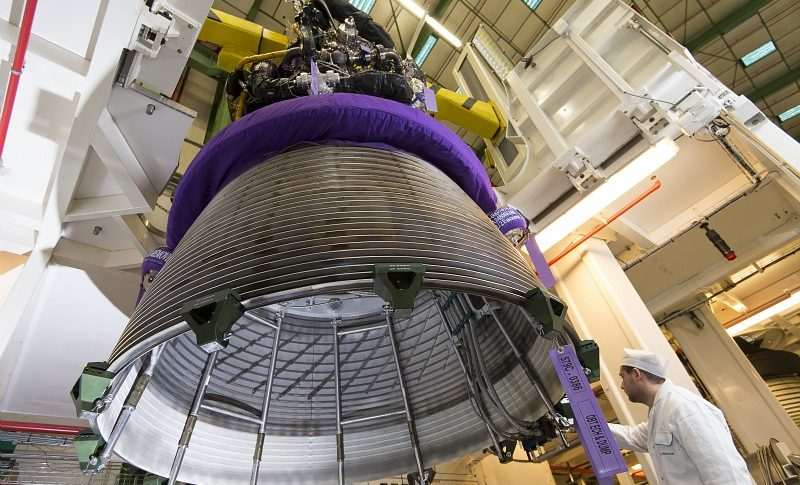 Image result for Prometheus: Testing of the Future LOx-Methane Engine Demonstrator Begins
