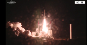 largest all electric satellite to date completes orbit raising in record time