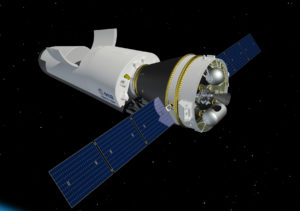 esa targets 2021 for space rider demo flight