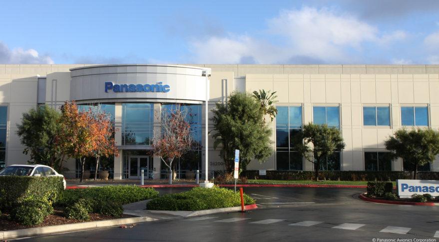 Panasonic Avionics building
