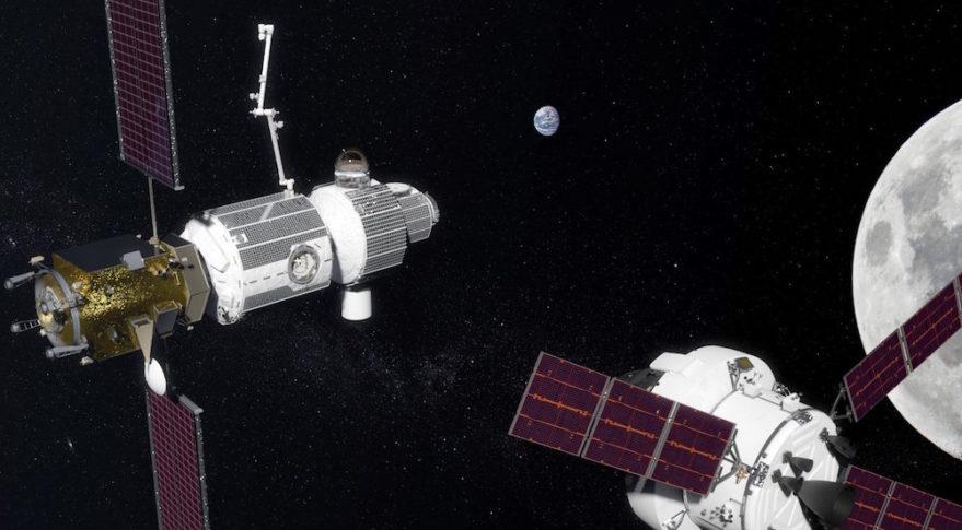 Deep Space Gateway >> Op Ed The Deep Space Gateway As A Cislunar Port Spacenews Com