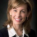 Leanne Caret, CEO of Boeing Defense, Space, and Security. Credit: Boeing