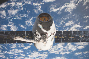 A Chinese DNA experiment was among the 25 NanoRacks-brokered experiments a SpaceX Dragon delivered to ISS in early June. Credit: NASA