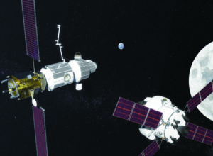 With NASA again casting its gaze toward the moon, Boeing is among the contractors dusting off cislunar habitat concepts.