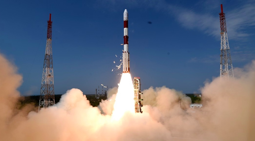 PSLV launch June 23 2017