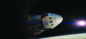 SpaceX Dragon. Credit: SpaceX