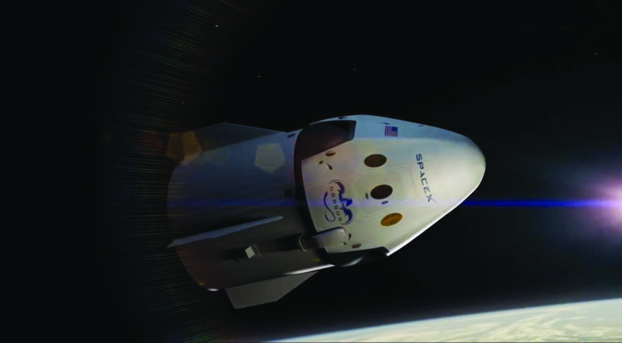 SpaceX will launch private citizens into orbit