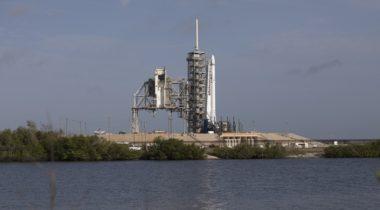 Falcon 9 SpX-11 LC-39A
