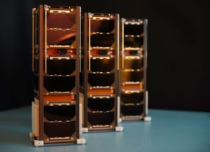 3 Diamonds cubesats