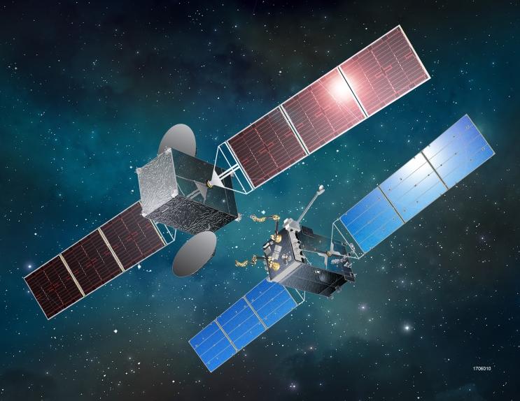 MDA SIS RSGS SSL DARPA in-orbit servicing