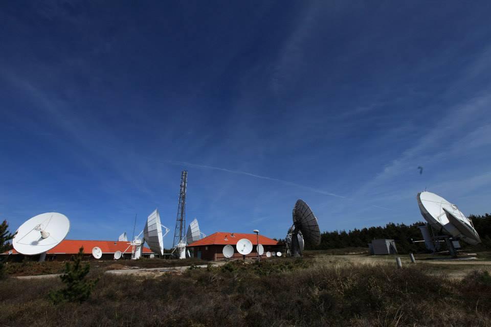 UltiSat Denmark Teleport