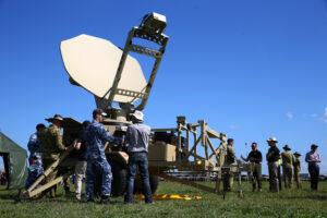 ADF Australia Satellite