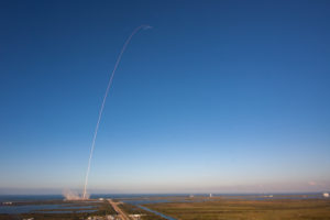 SpaceX Inmarsat Global Xpress launch