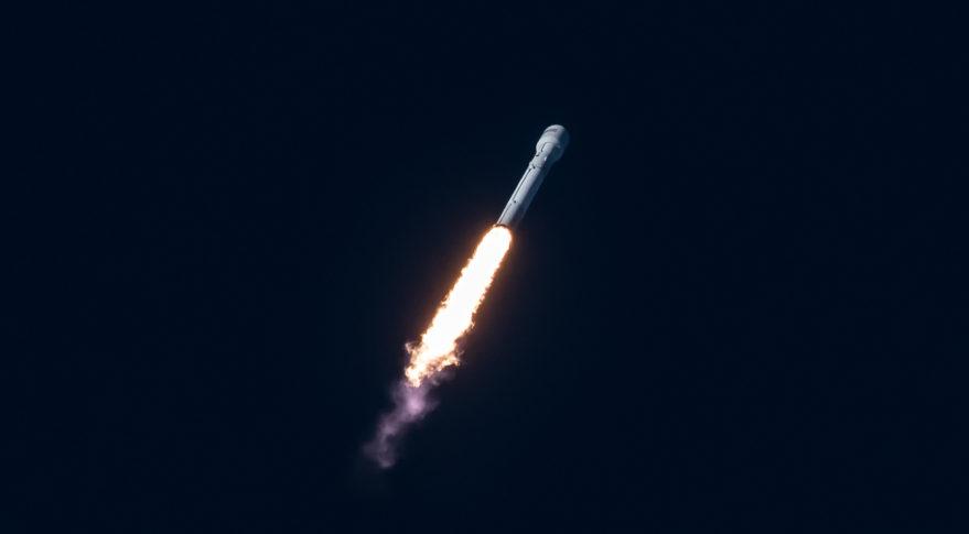 SpaceX Intelsat-35e Intelsat
