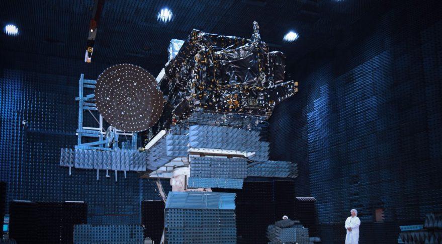 MDA SSL EchoStar-21