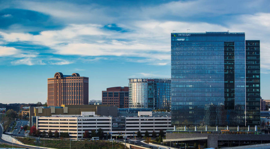 Intelsat Tysons Virginia Headquarters