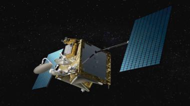 OneWeb Airbus Satellite