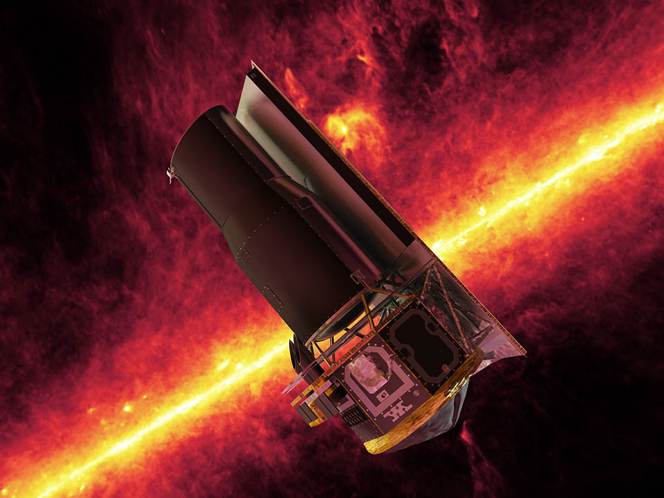 NASA prepares to shut down Spitzer Space Telescope - SpaceNews