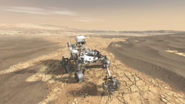 NASA has no mission in development to retrieve the samples that will be collected by its Mars 2020 rover. Credit: NASA
