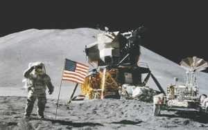 op ed we agree mr president america should return to the moon