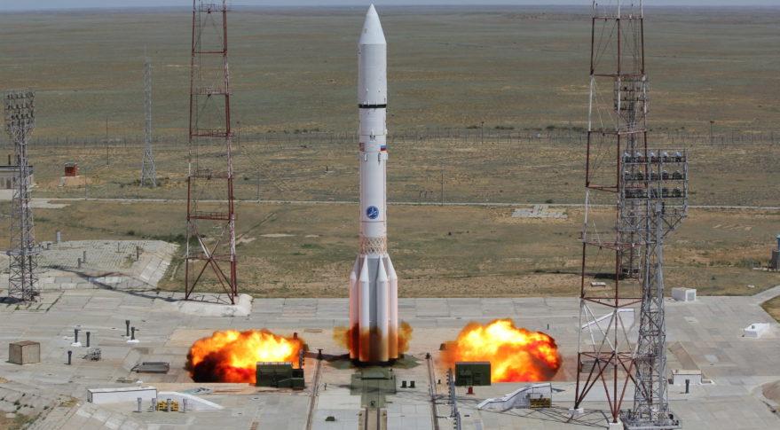 Proton Intelsat-31